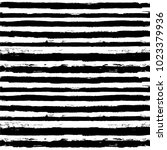 black and white paint lines... | Shutterstock .eps vector #1023379936