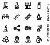 solid black vector icon set  ... | Shutterstock .eps vector #1023616948