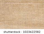 burlap background and texture | Shutterstock . vector #1023622582