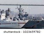 russia  vladivostok  02 10 2018....   Shutterstock . vector #1023659782
