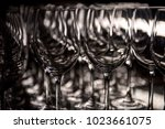 close up picture of empty... | Shutterstock . vector #1023661075