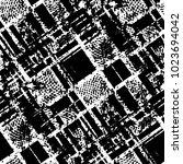 black and white grunge stripe... | Shutterstock .eps vector #1023694042