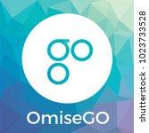 omisego  omg  blockchain...   Shutterstock .eps vector #1023733528