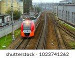 saint petersburg  russia  ... | Shutterstock . vector #1023741262