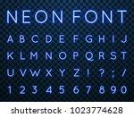 vector set of characters in... | Shutterstock .eps vector #1023774628