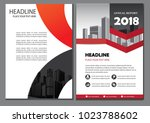 cover business template | Shutterstock .eps vector #1023788602