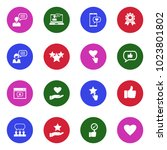 feedback and review icons....   Shutterstock .eps vector #1023801802