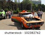 odessa  ukrane   may 12 ... | Shutterstock . vector #102382762