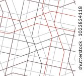 linear pattern mesh  straight ... | Shutterstock .eps vector #1023834118