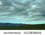 background of dramatic cloudy... | Shutterstock . vector #1023838006