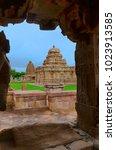 Sangameshvara Temple , Pattadakal , UNESCO World Heritage site , Karnataka