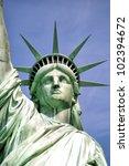 American Statue Of Liberty...