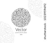 vector emblem. can be used for...   Shutterstock .eps vector #1023959692