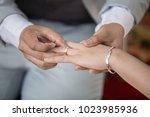 Put Wedding Rings On Ring...