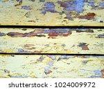 yellow wood texture background | Shutterstock . vector #1024009972