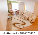 the room is unfurnished or with ... | Shutterstock . vector #1024023082
