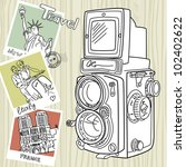 Travel With Your Vintage Camera....