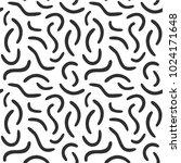 vector seamless pattern. modern ... | Shutterstock .eps vector #1024171648