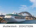 sydney  australia   december 2  ...   Shutterstock . vector #1024173286