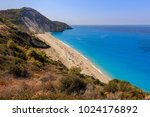 milos beach near the agios... | Shutterstock . vector #1024176892
