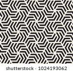 vector seamless pattern. modern ... | Shutterstock .eps vector #1024193062