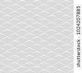 seamless pattern of rhombuses.... | Shutterstock .eps vector #1024207885