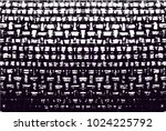 distressed background in black... | Shutterstock .eps vector #1024225792