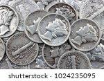 mercury dime silver coin ...