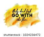 hand drawn watercolor...   Shutterstock . vector #1024236472