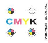 cmyk vector icon   Shutterstock .eps vector #1024260952