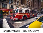 New York Firefighter Pumper...