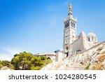 Basilica Notre-Dame de la Garde Marseille France