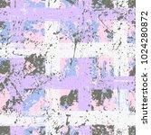 vector seamless bold plaid... | Shutterstock .eps vector #1024280872