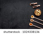 condiments  seasoning and... | Shutterstock . vector #1024338136