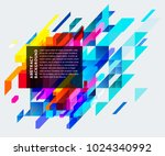 abstract backgrounds.... | Shutterstock .eps vector #1024340992