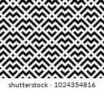 abstract geometric pattern with ... | Shutterstock .eps vector #1024354816