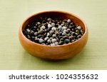 job's tears   coix lachryma... | Shutterstock . vector #1024355632