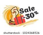 vector illustration poster... | Shutterstock .eps vector #1024368526