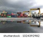 johor malaysia. february 14... | Shutterstock . vector #1024392982