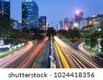 jakarta  indonesia   october 27 ... | Shutterstock . vector #1024418356