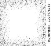 confetti border of vector music ... | Shutterstock .eps vector #1024476358