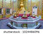 mandalay   myanmar   sep 03  ...   Shutterstock . vector #1024486096