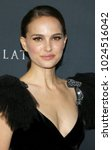 Small photo of Natalie Portman at the Los Angeles premiere of 'Annihilation' held at the Regency Village Theater in Westwood, USA on February 13, 2018.