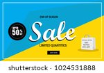 special offer banner  promotion ... | Shutterstock .eps vector #1024531888