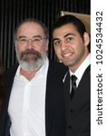 Small photo of LOS ANGELES - FEB 12: Mandy Patinkin, Taha Khshali at the Mandy Patinkin Star Ceremony on the Hollywood Walk of Fame on February 12, 2018 in Los Angeles, CA