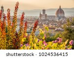 Aerial View Of Florence With...