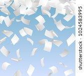 vector illustration of 3d... | Shutterstock .eps vector #1024583995