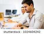 picture of businesspeople... | Shutterstock . vector #1024604242