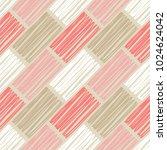 seamless geometric pattern.... | Shutterstock .eps vector #1024624042
