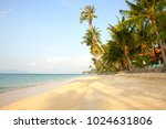 best beaches of thailand  | Shutterstock . vector #1024631806